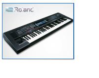 Roland GW-8 编曲工作站 第二版(试听)