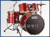 NATAL爵士5鼓 K-S-UFU-SS(红色 含硬件)另有黑色也为现货
