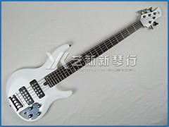 YAMAHA TRBX305 WH 白色5弦贝司(主动拾音器)