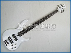 YAMAHA TRBX304 WH 白色4弦贝司(主动拾音器)