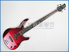 YAMAHA TRBX174 RM 红色4弦贝司