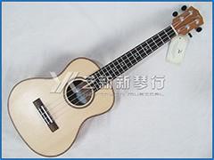TOM TUT-280 单板云杉桃花芯尤克里里 26寸