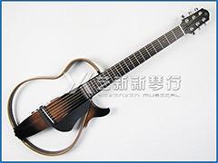 YAMAHA SLG-200S TBS 烟草色 静音吉他