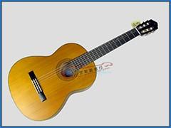 YAMAHA CG122MC 单板雪松古典吉他