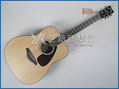 YAMAHA FG800MS 单板民谣吉他 哑光
