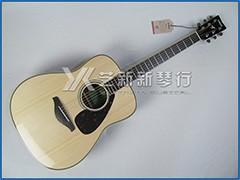 YAMAHA FG820 单板民谣吉他 亮光