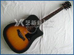 卡马 Kepma 升级款 D1C 3TSM 民谣吉他(渐变色哑光 41寸)
