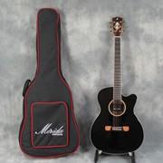 美丽达 Merida 罗密欧 40英寸OM型缺角云杉水曲柳民谣吉他