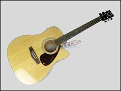 YAMAHA FX370C 民谣电箱吉他