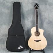 罗拉 Rolla GS-R2 36寸GS型缺角云杉玫瑰木单板民谣吉他