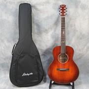 利威斯顿 Livingston GS-1 OR GS-mini型圆角单板云杉桃花芯民谣吉他(36寸)